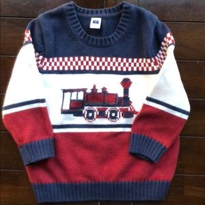 Boys Holiday Sweater (2T)